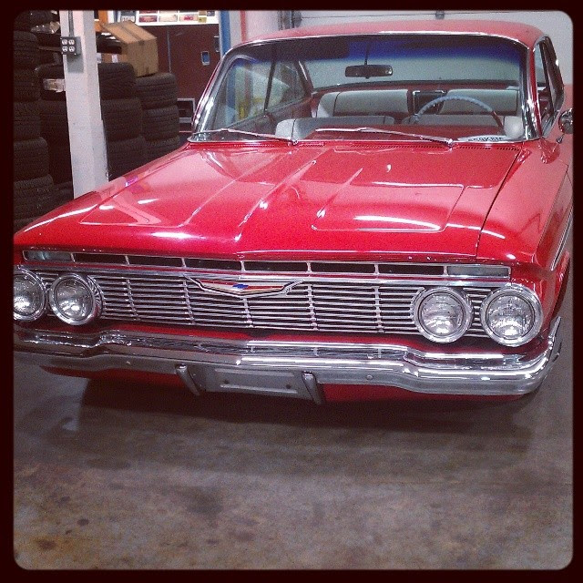 1961 Impala Bubbletop